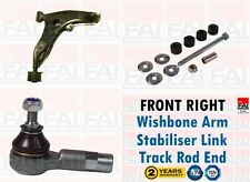 FAI Front Right Wishbone Arm Stabiliser Link Track Rod End SS768 SS600 SS4966