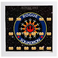 Lego Minifigures Display Case Frame Series Star Wars Rogue One mini figures