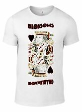 BLOSSOMS Charlemagne T-Shirt band indie album cd logo arctic monkeys strokes W