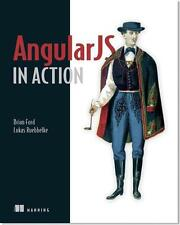 Angular JS in Action Brian Ford