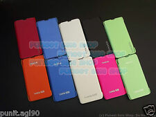 Hi Quality Flip Cover Case Hard Back For Nokia Lumia 630 - OG