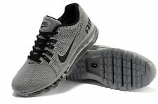 New Nike AIR MAX+ 2013 Men's Running Shoes  Gray - Many sizes available