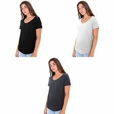 American Apparel Womens/Ladies Short Sleeve Ultra Wash T-Shirt