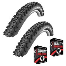 """26"""" x 2.25 SCHWALBE BLACK JACK Puncture Protection KNOBLY Bike / Cycle Tyre"""