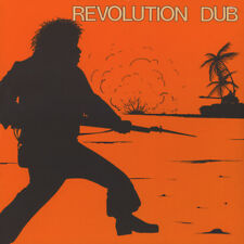 Lee Scratch Perry & The Upsetters - Revolution (Vinyl LP - 1975 - UK - Reissue)