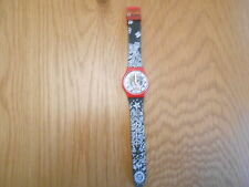 VINTAGE SWATCH WATCH  FULLY WORKING  VGC