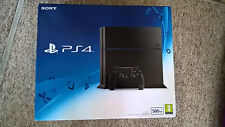 Sony PlayStation PS4 Console 500 GB Edition Jet Black  - NEW