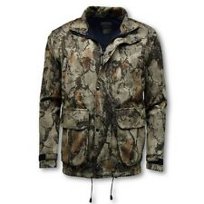 NAT GEAR CAMUFLAJE IMPERMEABLE CHAQUETA Y PANTALONES IMPERMEABLE CAZA PESCA