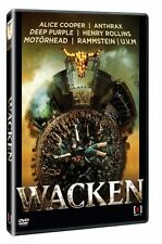 Keyfilms Video Dvd Wacken 2014 Documentari - Musica