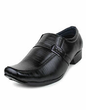 Inure Black Formal Shoes Article No098