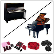 Accesorios para Piano Upright Grand Limpieza Caster Copas Temperamento Gaza Kit