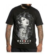 SULLEN CLOTHING SPINNING WEB T SHIRT