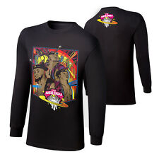 "WWE The New Day ""New Day And Friends"" Long Sleeve T-Shirt *NEU* S M L XL 2XL 3XL"