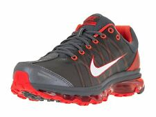 Nike 486978-018: Air Max 2009 Orange/Gray  Basketball Running Trainers for