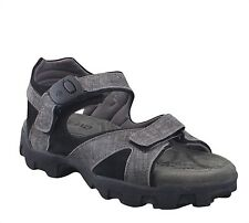 Woodland Men'S Grey Casual Sandal (Gd 1338113)