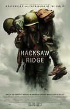 HACKSAW RIDGE MOVIE POSTER FILM A4 A3 ART PRINT CINEMA