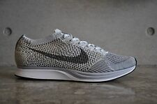 "Nike Flyknit Racer ""Pure Platinum"" - Pure Platinum/Cool Grey-White"