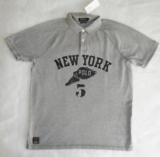 Polo Ralph Lauren New York Wing Mesh Polo Shirt - BNWT New - M L XL & XXL