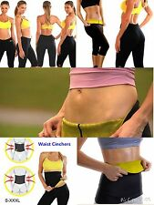 Ladies Yoga Pilates Gym Fitness Workout Clothes Shorts Slimming Band for Women