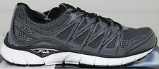 Men's Fila Running Excellarun Castle Rock/Black/White Brand New in Box