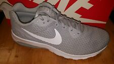 MENS NIKE AIR MAX MOTION LW / WOLF GREY - WHITE
