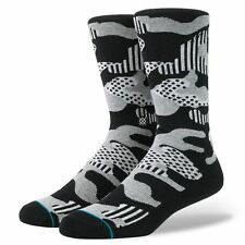 Stance Socks black SMOKESCREEN M545C16SMO **NEU**