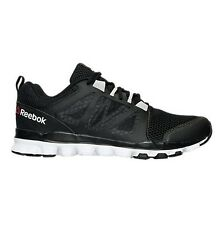 Men's Reebok Hexaffect Run 3.0 Running Shoes Black Many Sizes #828 Brand Ne