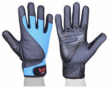 BOOM Prime Cycling Winter Gloves Windstopper Full Finger Bicycle Cold Weather