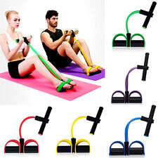 Fitness Élastique Sit Up Corde De Tirage Abdominal Appareil De Gym Equipment