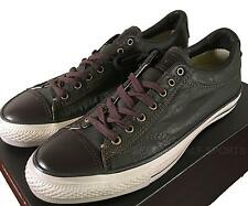 Converse by John Varvatos Coated Canvas All Star Ox Sneaker Beluga 145372C