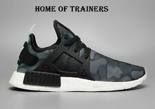 "Adidas NMD_XR1 ""Duck Camo"" Core Black For Men's And Women's All Sizes (BA7231)"