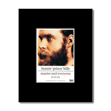 BONNIE PRINCE BILLY - Master and Everyone Matted Min...