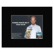 Bonnie Prince Billy - Pond Scum Matted Mini Poster