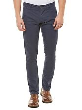 NEU SELECTED HOSE JEANS CHINO SHHTHREE PARIS NAVY ST PANTS DUNKELBLAU MEN
