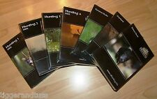 Ull Hunting DVD's - Deer, Stag, Roe Bucks, Reindeer, African Game etc. - Choose