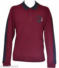 Lacoste Hombre L/S POLO SHIRT Myrtillier Manga Larga Corte Normal PH3019