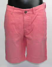 SuperDry Overdye Chino Shorts MS7GO028F1 MZH Maine Rose +nouveau +. Taille M-XL