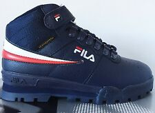 Fila Men's F-13 Weather Tech Hiking Boot, Fila Navy/White/Fila Red