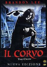 Medusa Video Dvd Corvo (Il) 1994 Film - Horror
