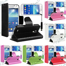PORTFOLIO DI CUSTODIA COVER GUSCIO SUPPORTO VIDEO SAMSUNG GALAXY CORE I8262