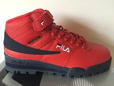Fila Men's F-13 Weather Tech Hiking Boot, Fila Red/Fila Navy/White