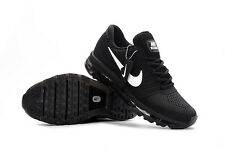 Nike Air Max 2017 Men's Black Sneakers Running Trainers Shoes