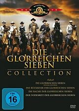 Die glorreichen Sieben - Collection Yul Brynner