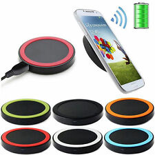 Qi Wireless Power Charger Charging Pad Mat For Samsung iPhone 7