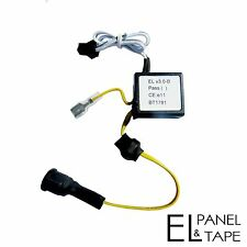 Silent Dedicated EL Inverter for up to 100cm2 - Automotive Driver from £24.00