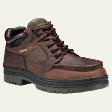 TIMBERLAND 37042 MEN'S BROWN GORE TEX WATERPROOF CHUKKA BOOTS