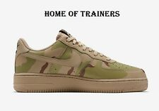 Nike Air Force 1 '07 LV8 Reflective Sand Camo For Men's Trainers (718152-204)