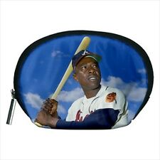 Hank Aaron Baseball Accessory Pouch