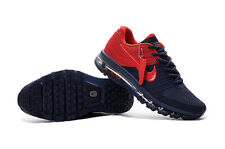 Nike Air Max 2017 Men's Black and Red Sneakers Running Trainers Shoes