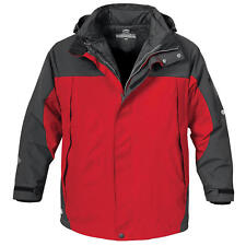 Stormtech Waterproof Breathable 5 in 1 Mens Performance Parka Jacket